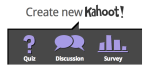 Kahoot Options